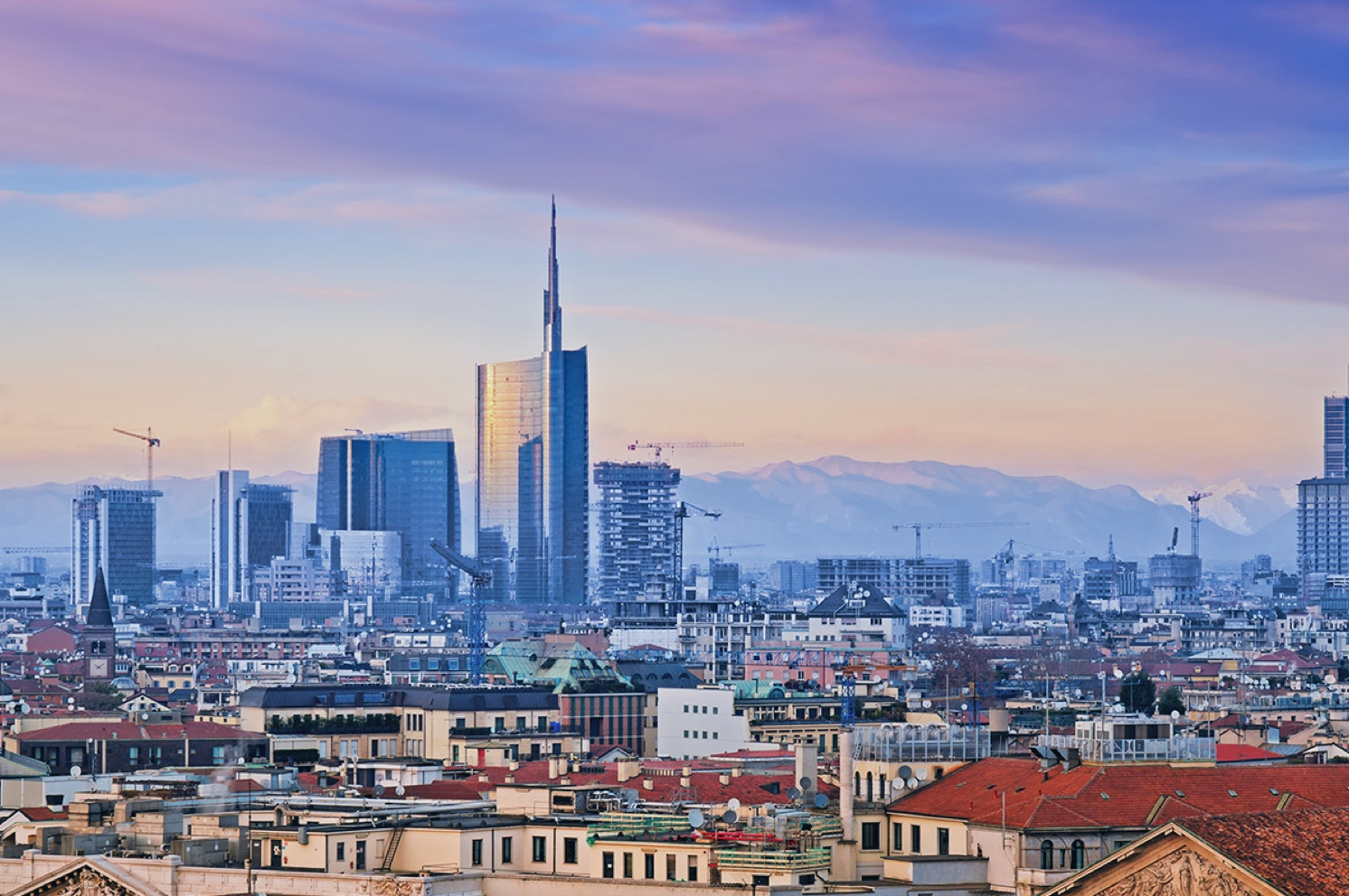 Milano overview